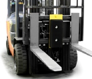 Forklift Carriage Bumper